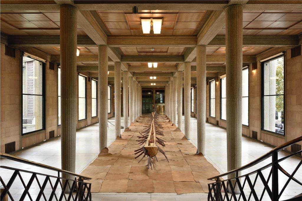 Le Palais d'Iéna (CESE) sublimé par Giuseppe Penone