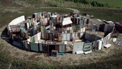 Zone I : Un labyrinthe fondateur
