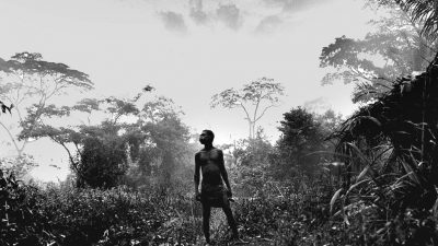 Carte blanche à Bernard Descamps : Le Peuple Pygmées AKA