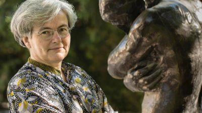 Rencontre avec Catherine Chevillot, conservateur général musée Rodin et co-commmissaire de l'exposition Barbara Hepworth