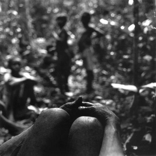 Centrafrique-1995---pygmées-Aka-2