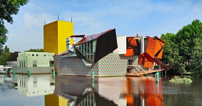 Groningermuseumview