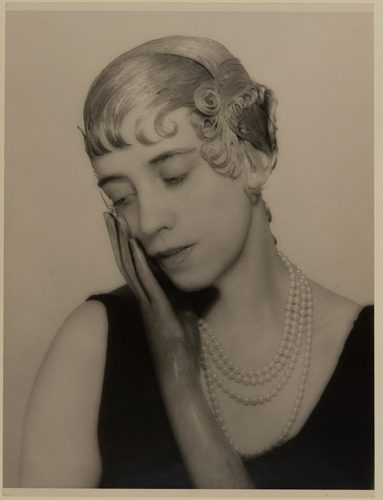 Man-Ray,-Elsa-Schiaparelli,-vers-1934-Tirage-original---Collection-Lucien-Treillard