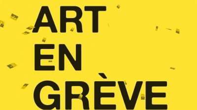 Art en Grève !