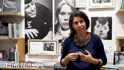 La Comète : Rencontre avec la photographe Tami Notsani