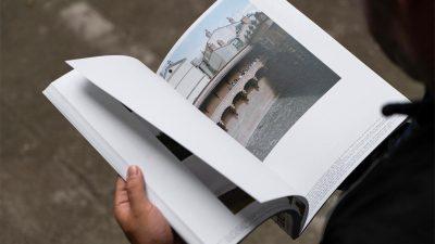 Carte blanche à Patrick Tourneboeuf : Architecture Exquise, un livre, une expo