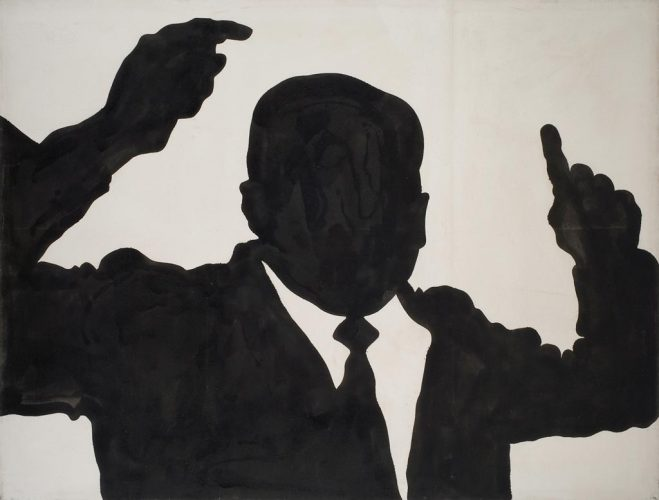 LesAbattoirs-Sergio-Lombardo_Personaggio_acrylique-sur-toile_190x255_1963