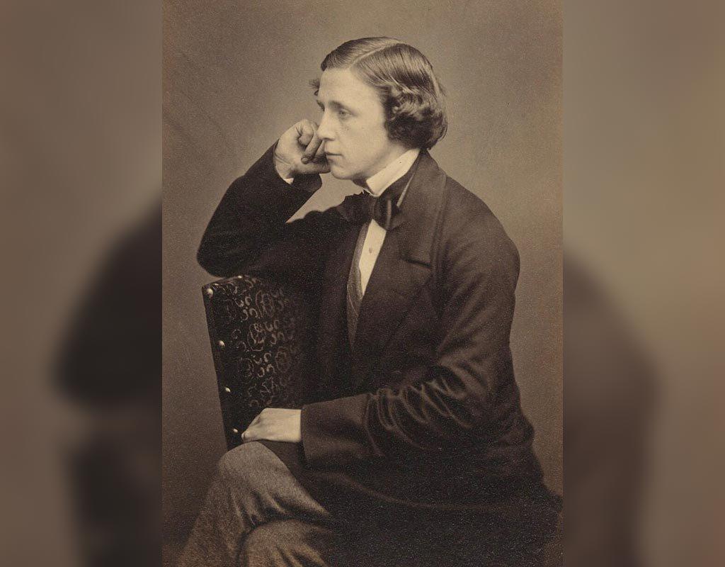 Né un 27 janvier : Lewis Carroll