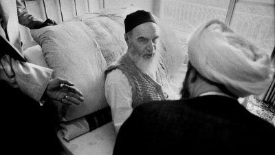 Carte blanche à Reza : Le vieil homme