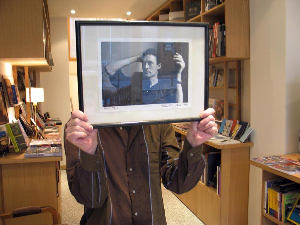 Carte blanche à Marc Pussemier : une librairie photographique