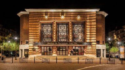 Réouverture et saison 2020 du Théâtre Jean Vilar de Suresnes