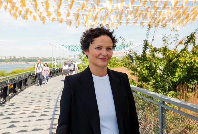 Cecila Alemani, directrice de la 59ème Biennale de Venise