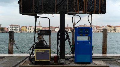 Dans la Lagune<br> Un stage unique à Venise avec Richard Petit
