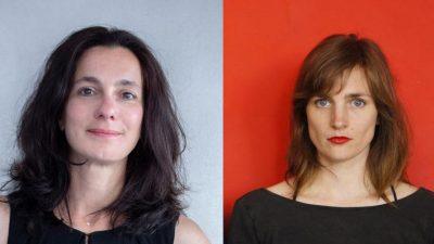Rencontre avec Sophie Kaplan, directrice de La Criée Rennes et Eleonore Saintagnan, artiste