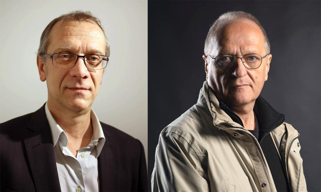 Rencontre avec Pierre Ciot et Olivier Brillanceau de la SAIF <br>Les droits des photographes et le Rapport Racine