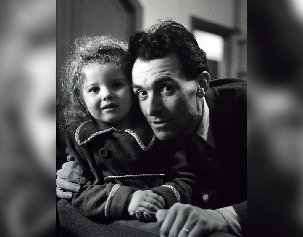 Né un 14 avril : le photographe humaniste Robert Doisneau