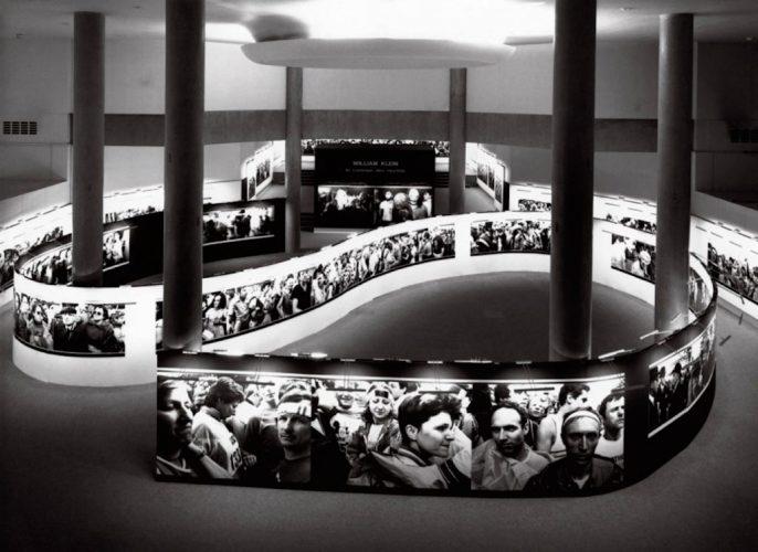 exposition-William-Klein-au-CNP-Palais-de-Tokyo-en-1986--