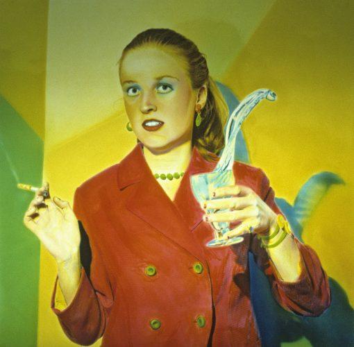 ©-Ouka-Leele_Galerie-VU_Autoportrait,-1980