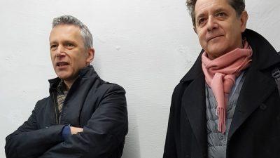 Le Cabaret du Néant : Rencontre avec Jean de Loisy et Xavier Franceschi