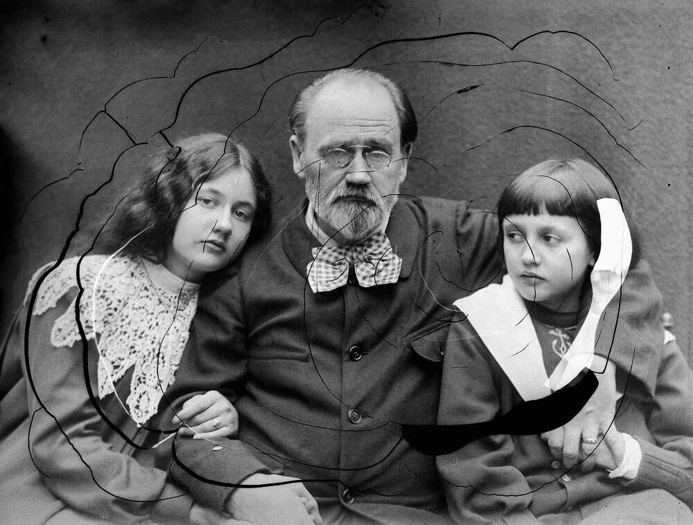 Né un 2 avril : Emile Zola