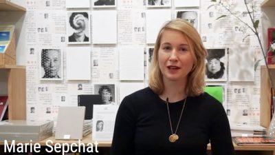 La Comète : Rencontre avec l'éditrice Marie Sepchat