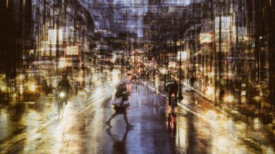 Instabilité, une recherche photographique de Thomas Vanoost