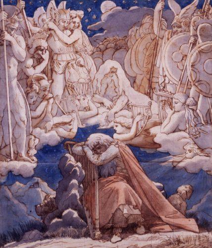 CollectionPrat--Ingres---Songe-d'Ossian