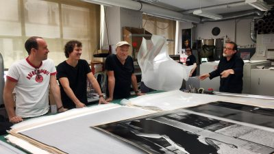Carte blanche à Elisabeth Hering : Les coulisses d'un métier