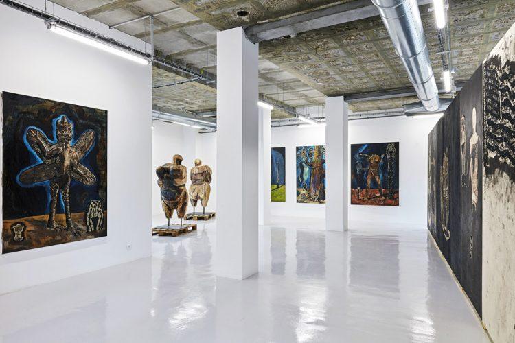InSitu-Damien_Deroubaix_Feeble_2020_Galerie_In_Situ_Romainville_B7A0206