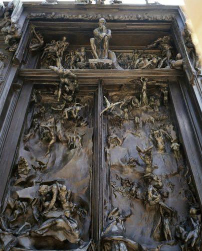 Rodin-PortedesEnfers