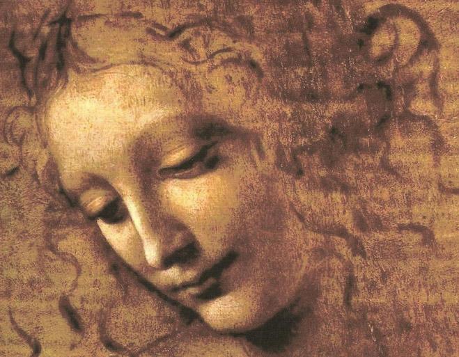 Né un 15 avril : Léonard de Vinci