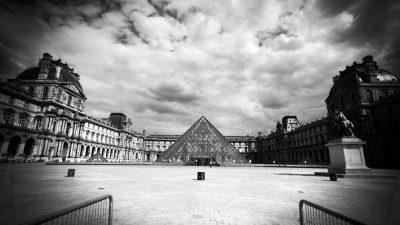 Paris Poésie, une série de Clara Pauthier