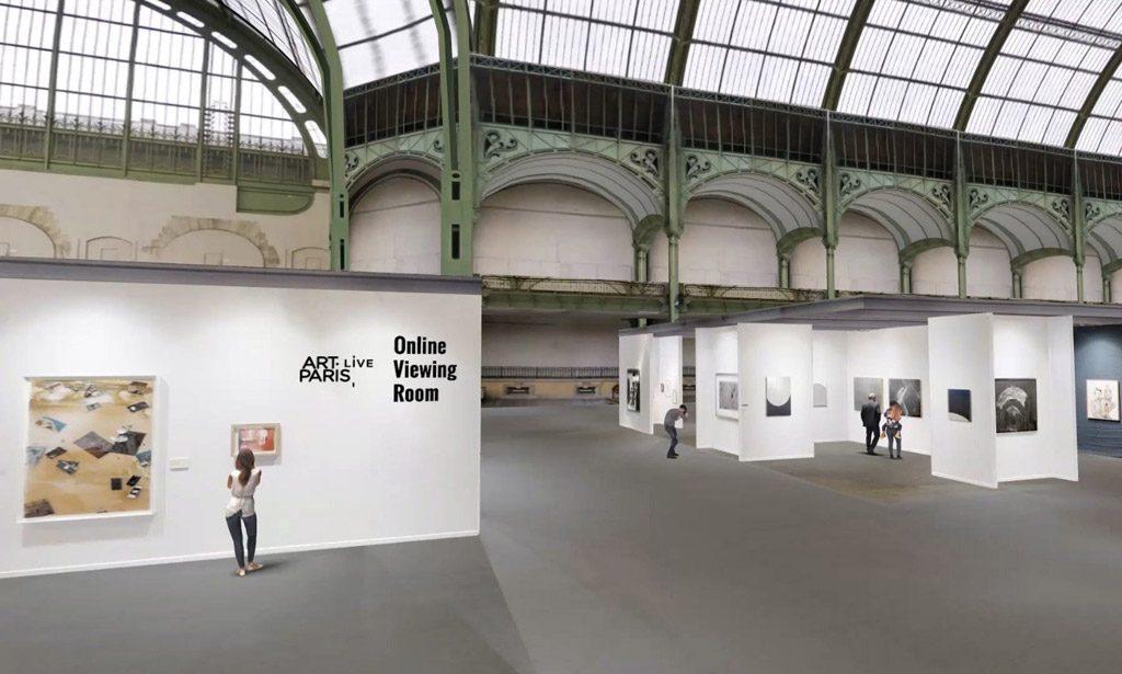 L'édition 2020 d'Art Paris laisse la place à une version digitale