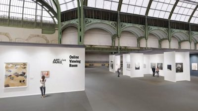 L'édition 2020 d'Art Paris laisse la place à une version digitale