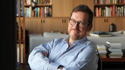 Art & déconfinement : Michel Draguet, directeur des Musées royaux des beaux-arts de Belgique