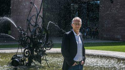 Art & déconfinement : Roland Wetzel, directeur du Musée Tinguely. Amuse Bouche, le goût dans l'art