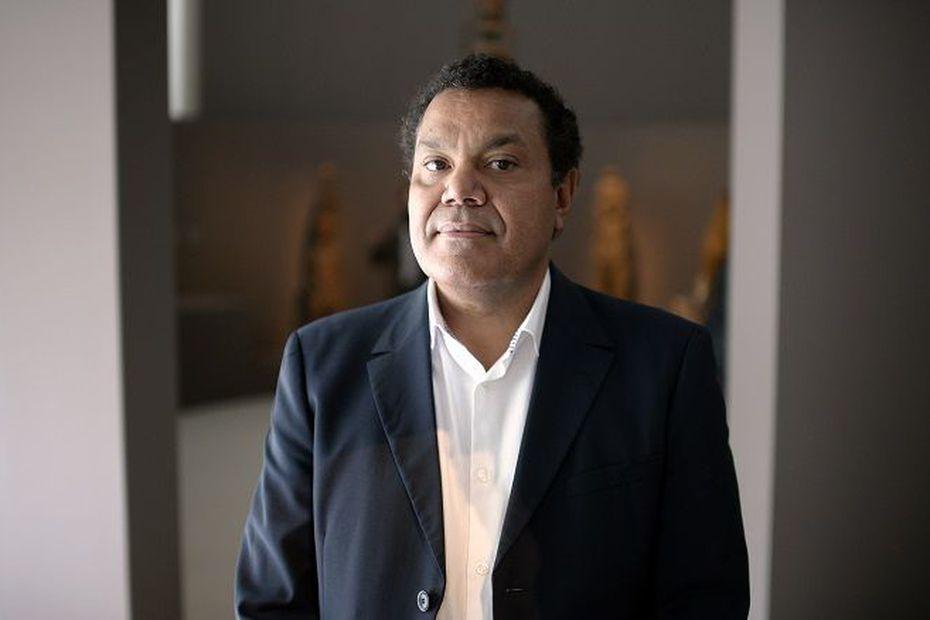 Emmanuel Kasarhérou, nouveau président du musée du quai Branly