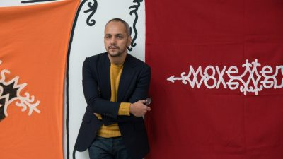 Guillaume Désanges Fondation d'entreprise Hermès, La Verrière Bruxelles