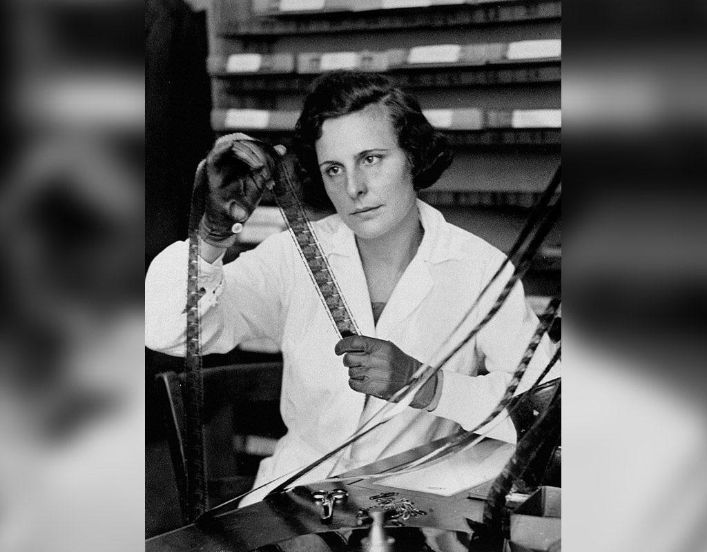 Ça s'est passé un 8 septembre : Décès de Leni Riefenstahl