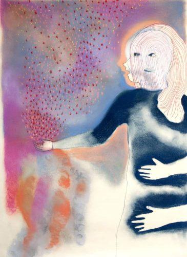 DDESSINAlice-Gauthier,-Poudre-III,-2019,-pastel-sec-sur-papier,-100x70cm,-Courtesy-H-Gallery,-Paris