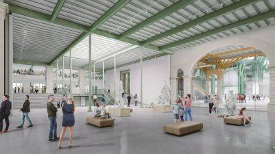 Le nouveau Grand Palais, une réorientation nécessaire