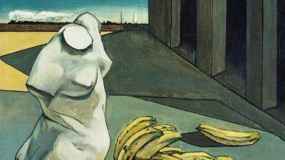 Giorgio de Chirico, le métaphysique de Ferrare au musée de l'Orangerie
